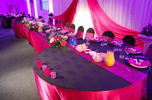 Asian Wedding @ Cavendish Banqueting