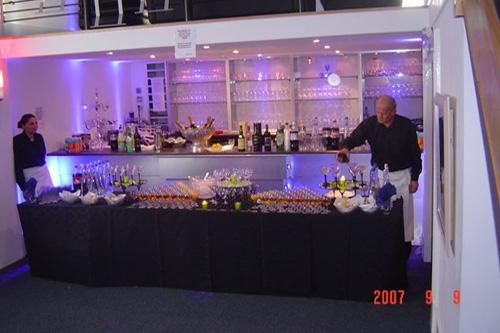 The Blue Bar @ Cavendish Banqueting