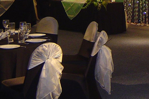 Chair Covers @ Cavendish