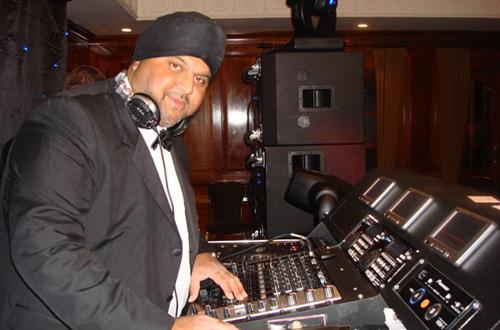 DJ @ Cavendish Banqueting