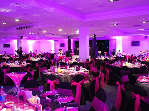 Harminder & Aarti's Reception @ Cavendish