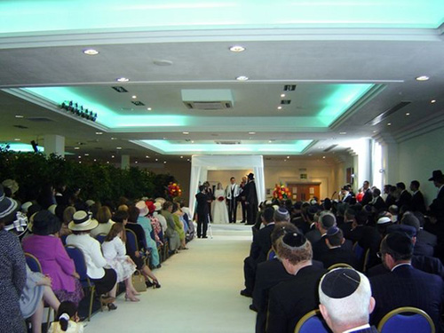 Jewish Wedding @ Cavendish
