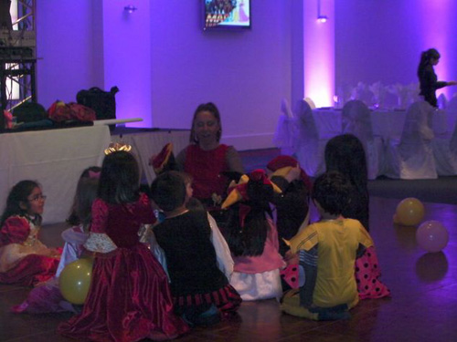 Kids Parties @ Cavendish Banqueting