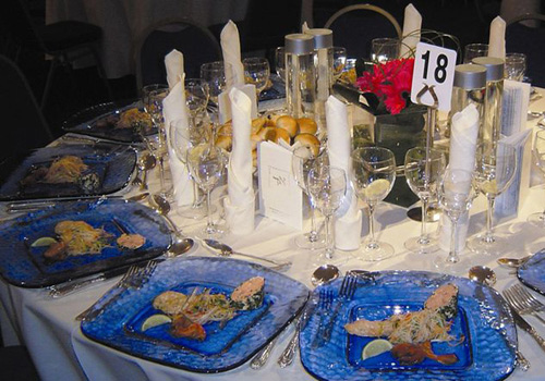 Table Settings @ Cavendish