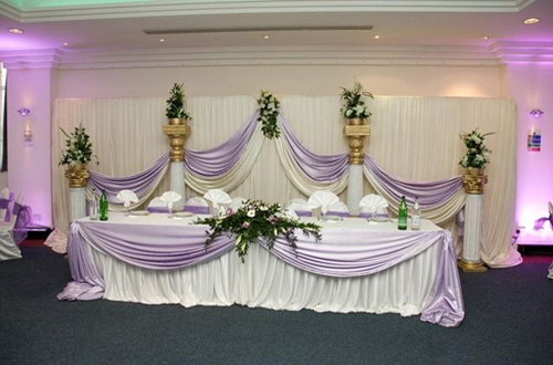 Wedding Receptions @ Cavendish Banqueting