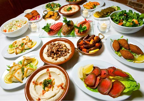 Lebanese Food @ Cavendish