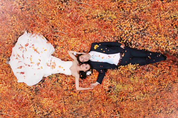 Cool Wedding Ideas For Autumn