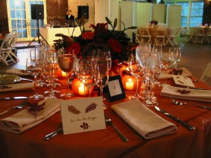 Cool Wedding Ideas For Autumn Cavendish Banqueting Hall