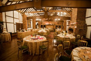 Great wedding venue with good logistic