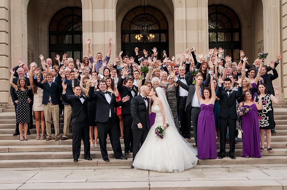 Big Wedding Venue for Big Family | Cavendish Banqueting Hall